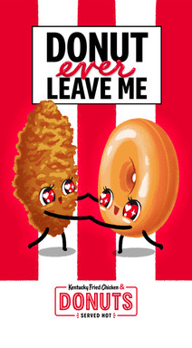 Donut Leave Me