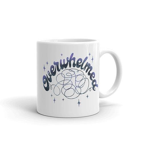 Overwhelmed Mug