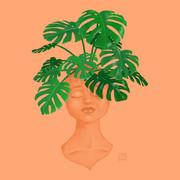 Plant Lady No. 3