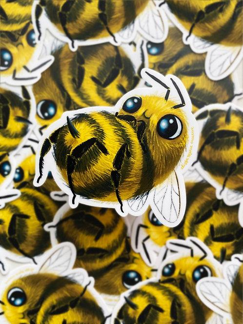Smol Bee Sticker