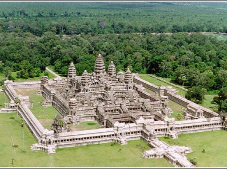 Kambodscha, eine neue Freundschaft