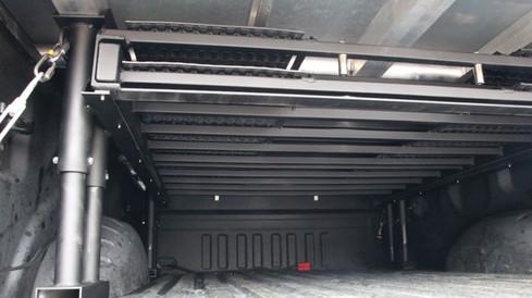 Mammoth Deck Underneath