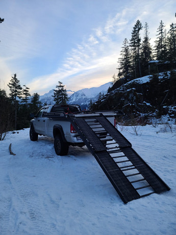 Mammoth Deck Ramps