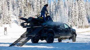 Mammoth Truck Deck