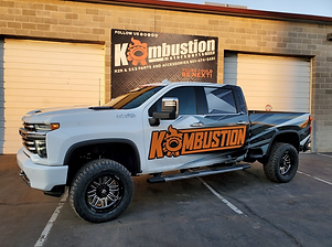 Kombistion Motorsports