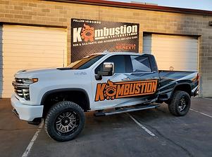Kombustion Motorsports