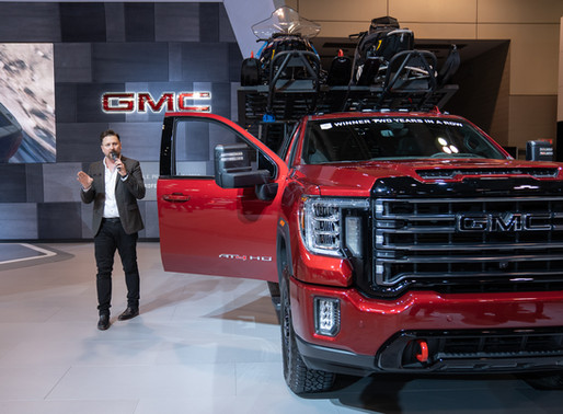 Multy Rack Systems & GMC Partnership