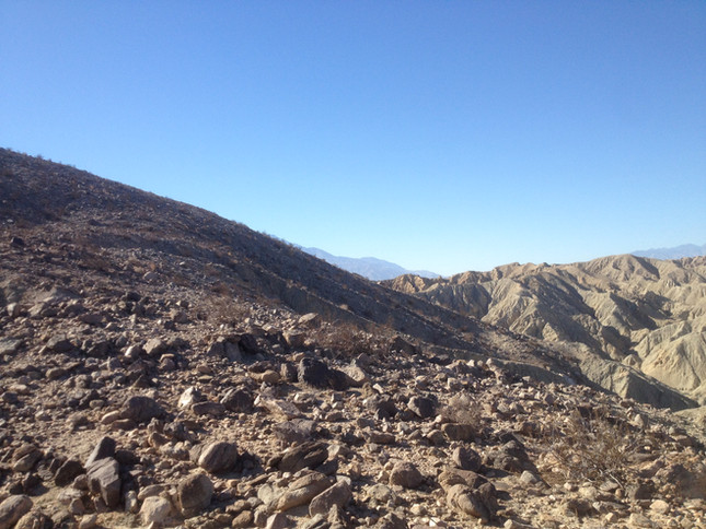 Desert Postulations