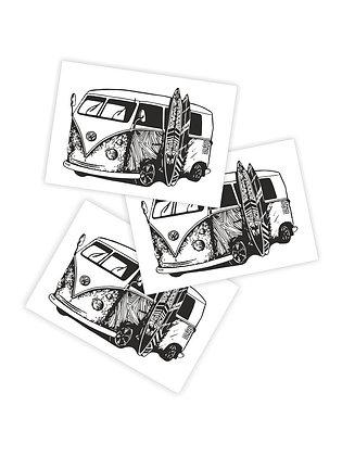 Kombi - set of 3