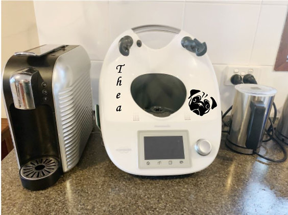 Custom Thermomix decals