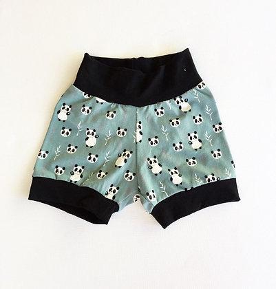 Panda shorties