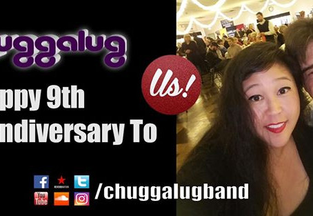 9 Years of Chugg - Personal & Professional Changes