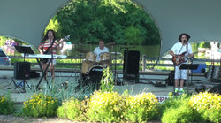 Chuggalug at Howard County Festival