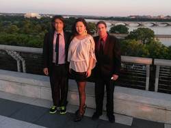 Chuggalug at Kennedy Center Rooftop Terrace