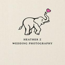 Logo bruiloft fotograaf