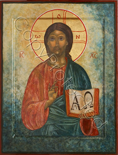 The Pantocrator CP