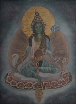 Green Tara copy