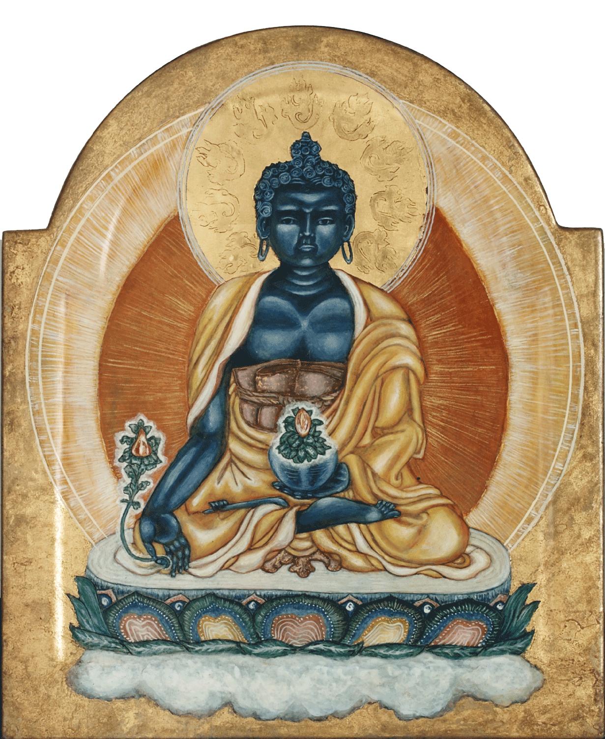 Medicine-Budha