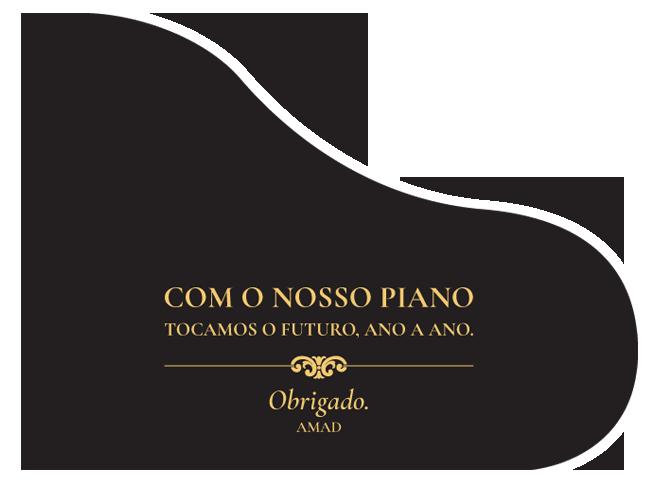Campanha para a aquisição de um Piano de Cauda - Yamaha C5