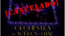 Concerto Swing, Swing, Swing II na Acert, Tondela foi CANCELADO