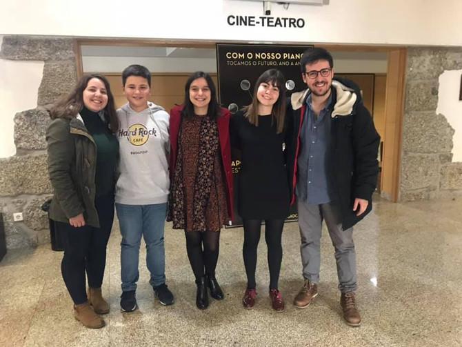 Prova Local do IX Concurso Nacional Jovens Clarinetistas
