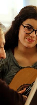 Masterclasse Guitarra com Rui Gama