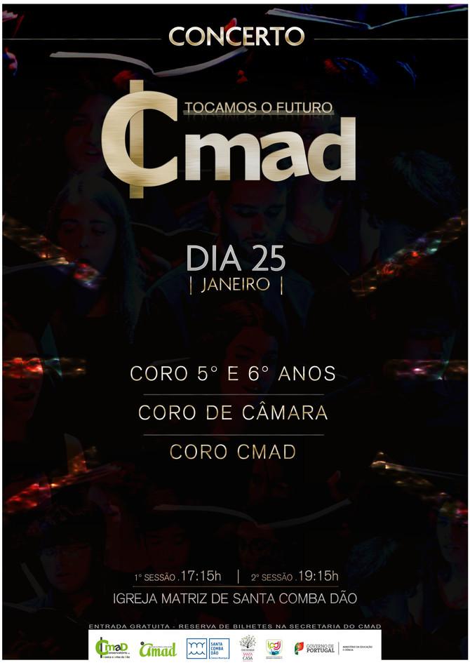 Concerto dos coros do CMAD | 2020