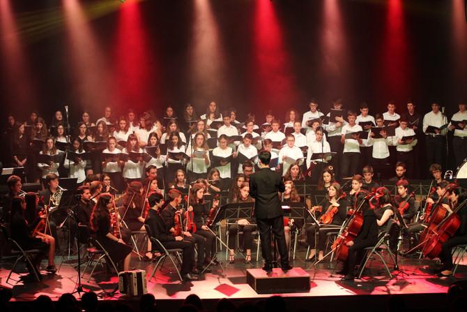 A Máquina do Tempo em forma de Orquestra