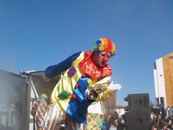 CMAD apresenta espetáculo de Carnaval