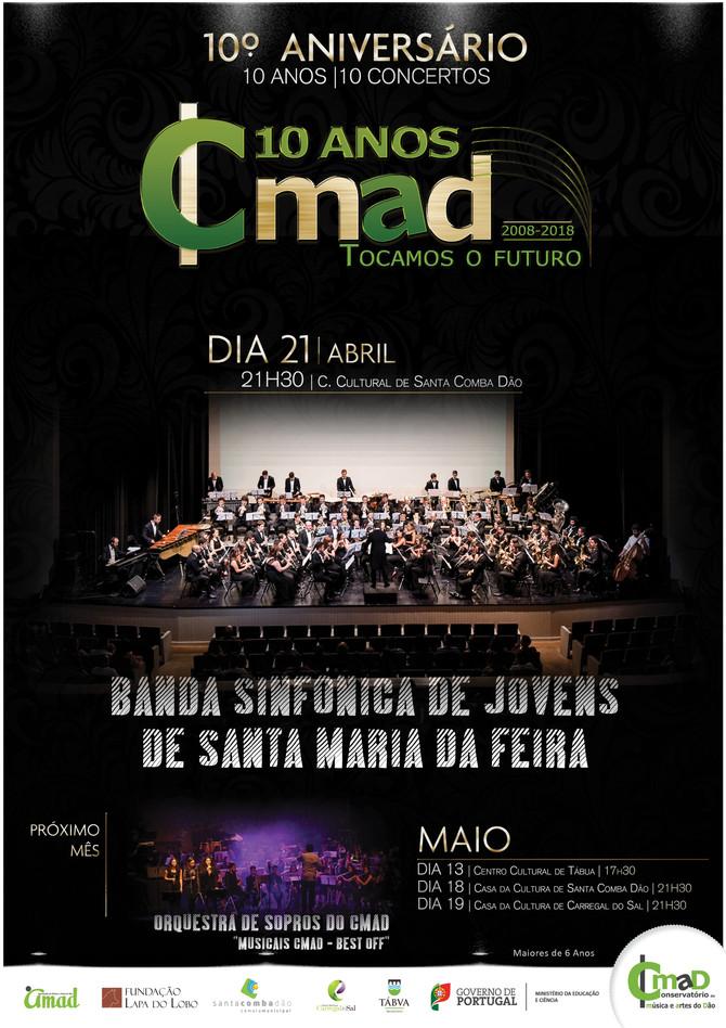 Concerto - Banda Sinfónica de Jovens de Santa Maria da Feira