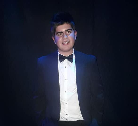 André Moura é o vencedor do 4º CONCURSO NACIONAL DE INTERPRETAÇÃO CONTEMPORÂNEA - GUARDA