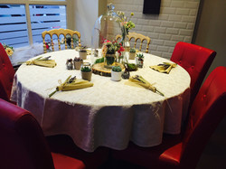 La Table de Chessy