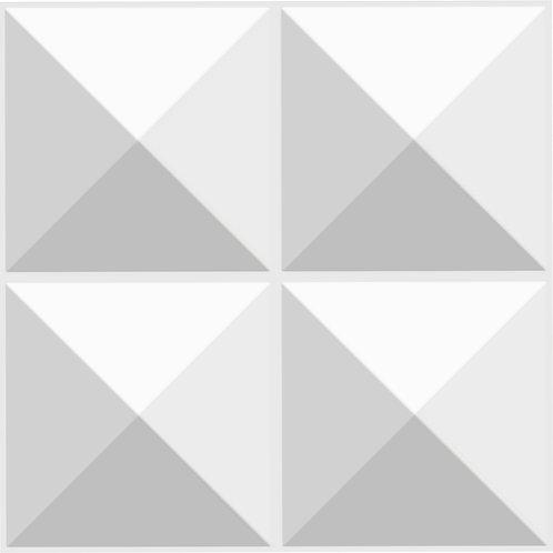 NUEVO! S-020 PANEL DECORATIVO 3D/10 PIEZA/2.5M2+PEGAMENTO