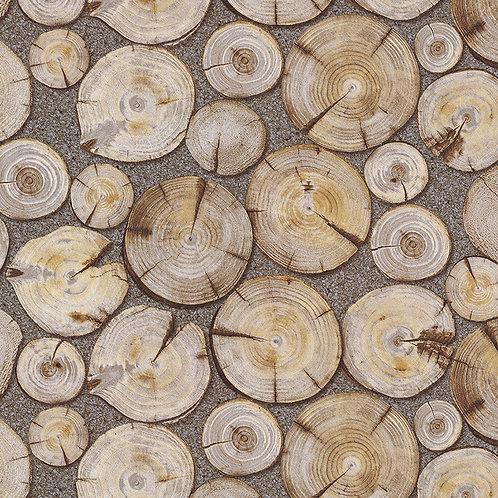 Round Wood 83114