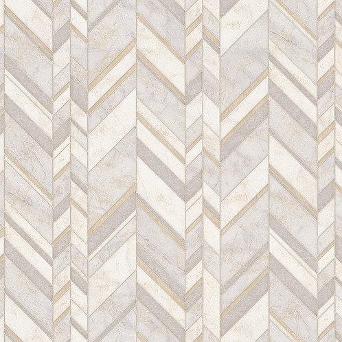 Herringbone Marble 83105