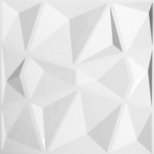 NUEVO! S-050 PANEL DECORATIVO 3D/10 PIEZA/2.5M2+PEGAMENTO