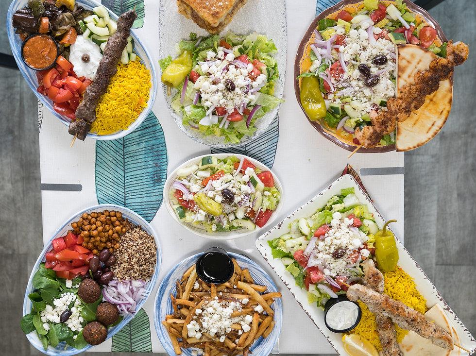 Souvlaki Street Greek Street Food
