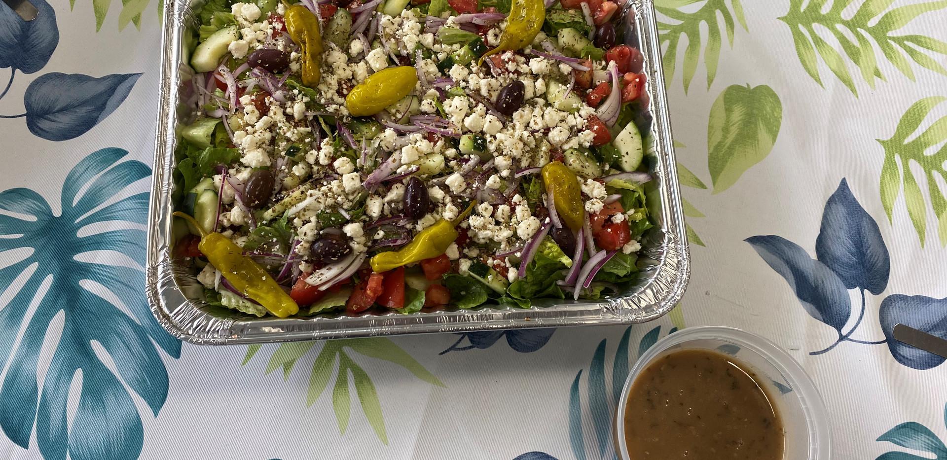 Greek Salad Family Pack