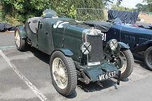 Classic car brakes