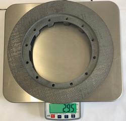 340 x 25mm Carbon Disc