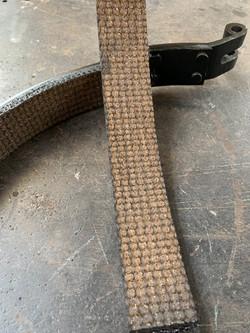 Brake Bands Lined in MBL910
