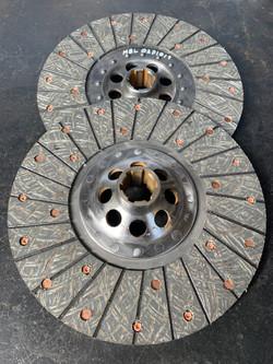 Twin Clutch Plates
