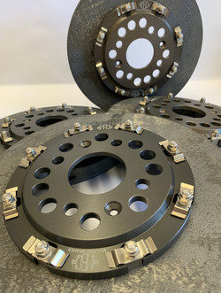 288 x 25mm Carbon Discs