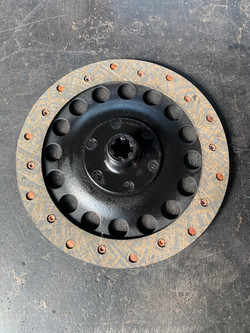 Clutch Plate for Lea-Francis hyper 1929