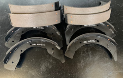VPA 8 Brake Shoes