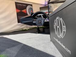 Midland Brakes Stand at Goodwood Festiva