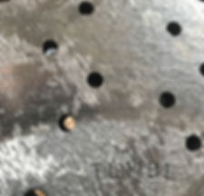 carbon ceramic brake disc