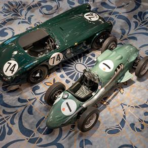 1954 HWM Jaguar VPA 8