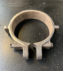 Small brake band