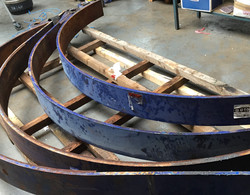 3mtr Drum dia bands for reline